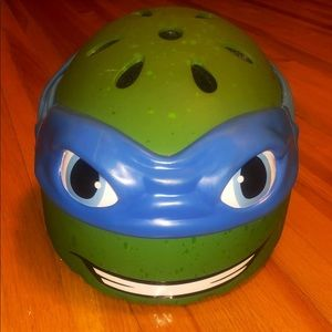 Ninja Turtle Bicycle Helmet